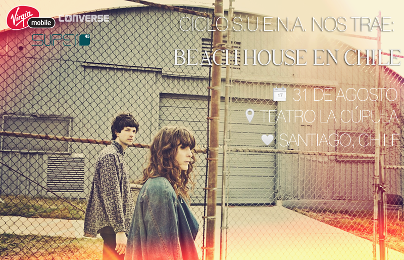 Beach House en Chile